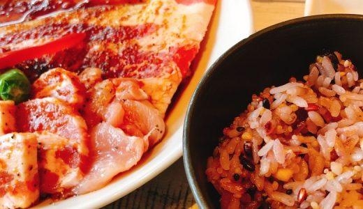 麻布十番焼肉kintanは大盛り焼肉セットがオススメ