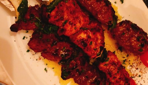 珍しいモロッコ料理を西麻布にて。ル・マグレブ