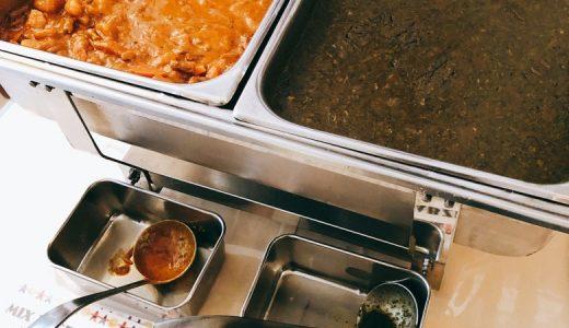 イランレストランAladdinのランチビュッフェ