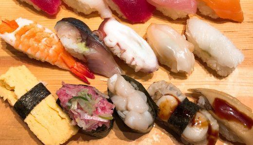 六本木ヒルズメトロハットの寿司「ぴんとこな」