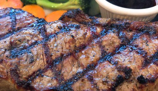 肉(29)の日バンザイ!トニーローマのステーキディ