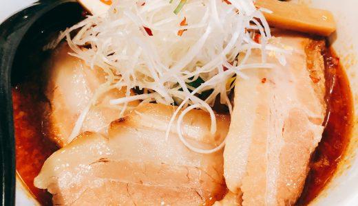 味噌専門の北海道味噌ラーメン「赤坂 麺屋雷神」