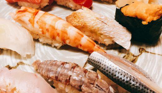 関東IT健保トスラブ山王健保会館の寿司屋「鮨一新」