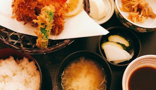 現時点で最強のアジフライ「魚料理 田はら」