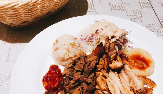 本格トルコ料理屋で、本格的なケバブ「SARAY」