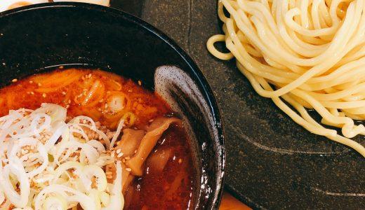安定のつけ麺、「つけ麺 やすべえ」
