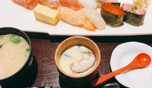赤坂見附駅前の美味しい寿司屋「魚がし日本一」