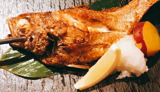 赤坂で土佐料理「土佐藁焼き龍神丸」