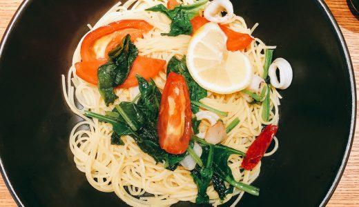 箸で食べるパスタ「すぱじろう 東京・赤坂」