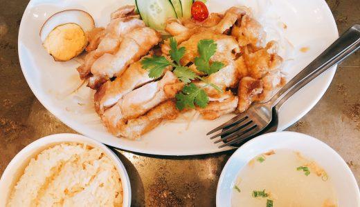 テレ朝前のシンガポール料理「Cafe Singapura」