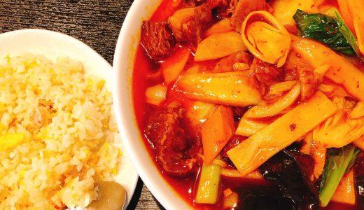 六本木で刀削麺、サービス満点なのが嬉しい「中華風 居酒屋 高記」