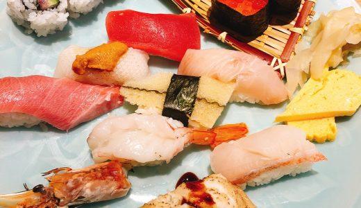 昼からやっている秋葉原駅ガード下の寿司屋「すし屋 銀蔵」