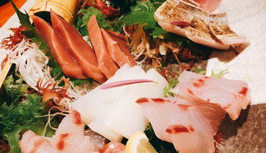恵比寿と渋谷の間、活魚料理「魚竹」