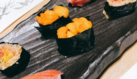 ボリューム満点で美味しいし、リーズナブルなお寿司「赤坂 鮨葵」