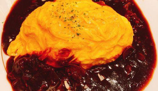 日本橋、ハヤシライス発祥のお店のハヤシライスを食らう「マルゼンカフェ」