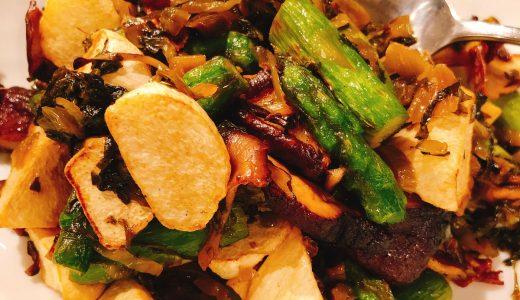 白金の家庭的で優しい中華料理「ロウホウトイ」