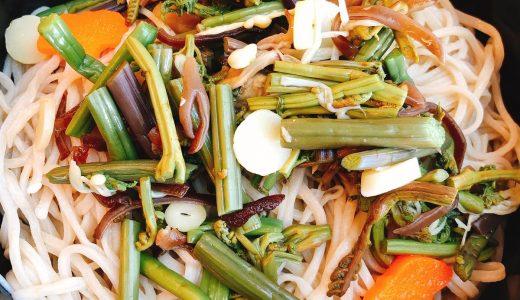 長野駅MIDORI内、自家栽培の蕎麦粉を使った「信州蕎麦の草笛」