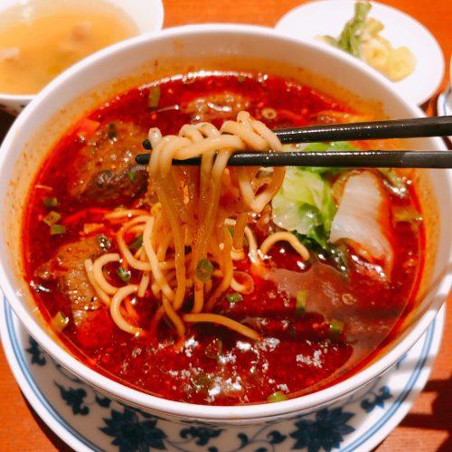 飄香小院_牛肉麺
