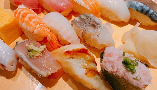 赤坂見附のリーズナブルな寿司店「寿司 魚がし日本一 赤坂店」