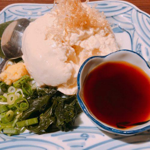 箸○_寄せ豆腐