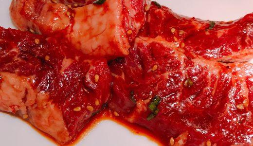 「熟成焼肉 肉源 赤坂店」で焼肉三昧