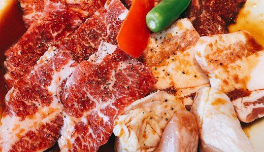 令和焼き肉、「六本木焼肉kintan」で焼肉セット