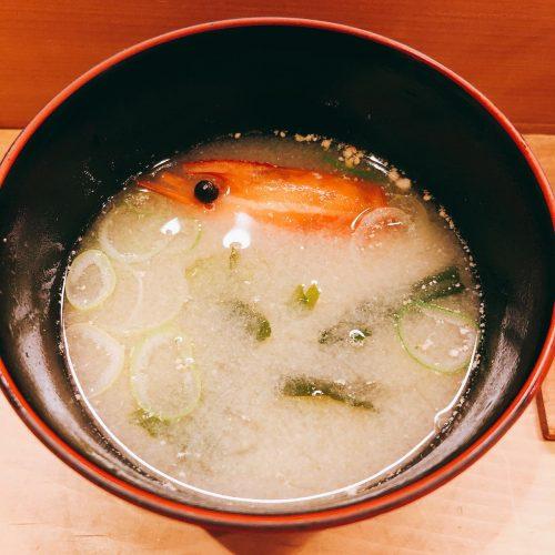 いけ勘_味噌汁