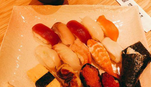 六本木、新オープンの食べ放題なお寿司屋さん「雛鮨」