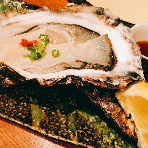 さくら_生牡蠣