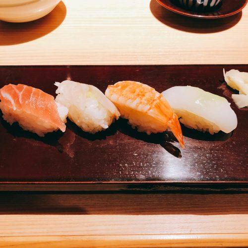 八山_寿司