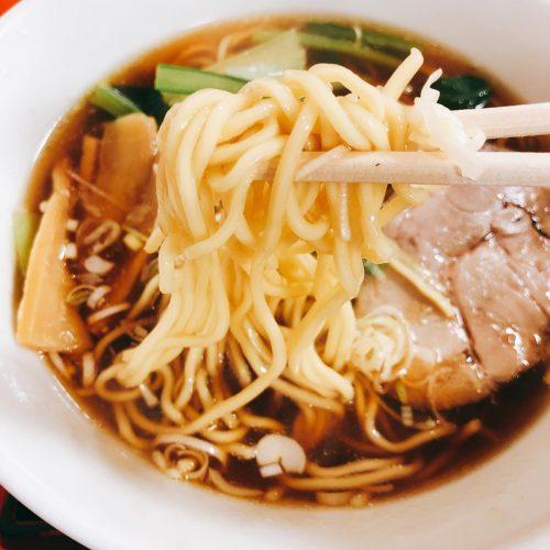 大連_麺飯セット