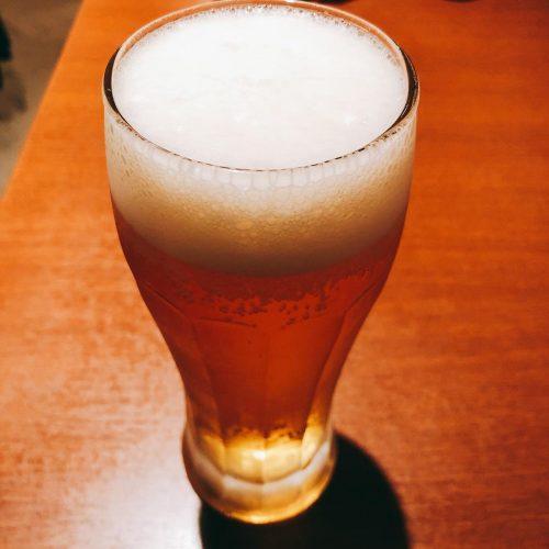 同源楼_ビール