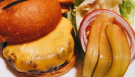 六本木の有名ステーキ店「ベンジャミンステーキハウス」で豪華なハンバーガー