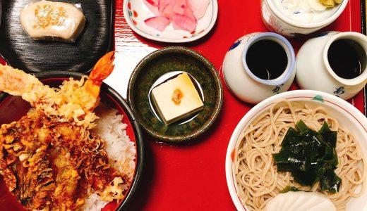 ちょっと高級、麻布十番の更科蕎麦店「永坂更科 布屋太兵衛 麻布総本店」