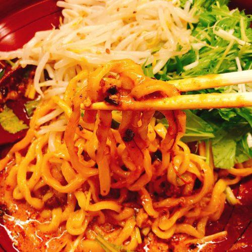 金蠍_担々麺