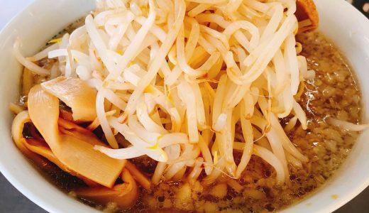 朝からやっていた!東京背脂豚骨ラーメン「ホープ軒」