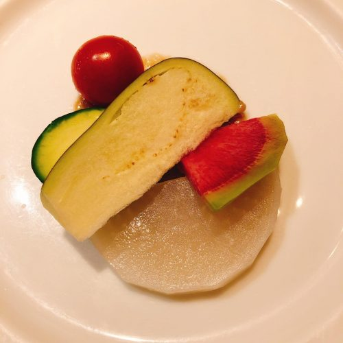 tantabocca_季節野菜のアンチョビ
