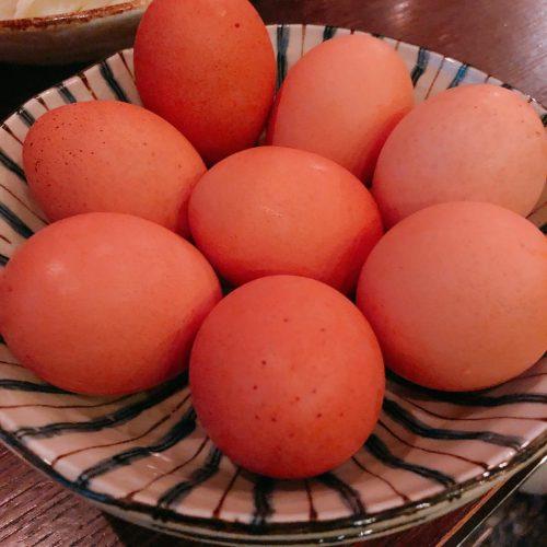 チアカウンター_プレミアム生卵