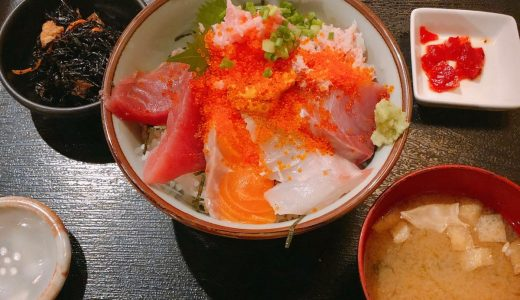 赤坂、居酒屋ランチはサラダバー付き「酒蔵季」