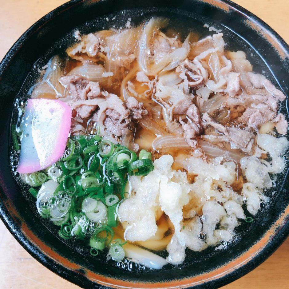 岡製麺所_肉うどん