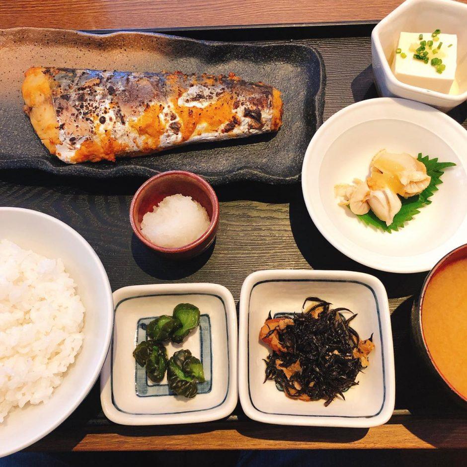 魚可津_鰆味噌漬定食