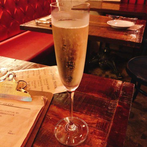 bistrochick_シャンパン