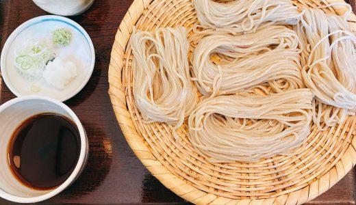 戸隠神社奥社へ行く道すがらにある美味しい蕎麦屋「そばの実」