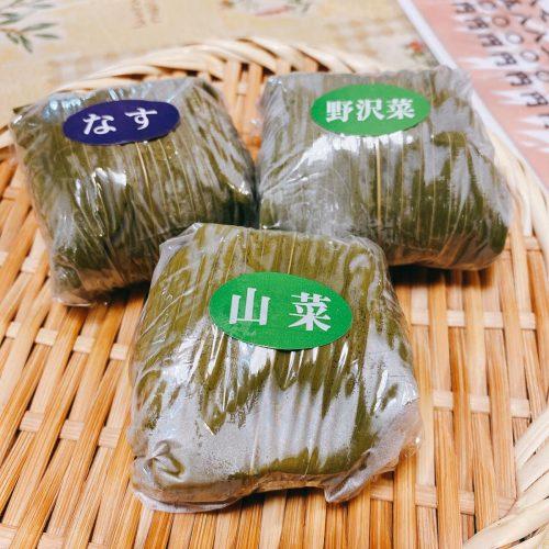 たんぼ_蕎麦おやき