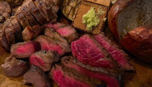熟成肉が美味しい、六本木の賑やかワインバー「LB6」