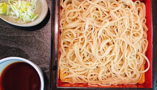 茨城、遥か遠い笠間の地でざる蕎麦「一茶庵」