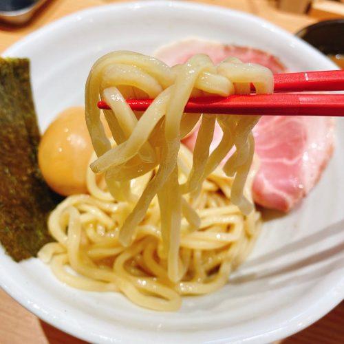 常陸景虎_つけ麺