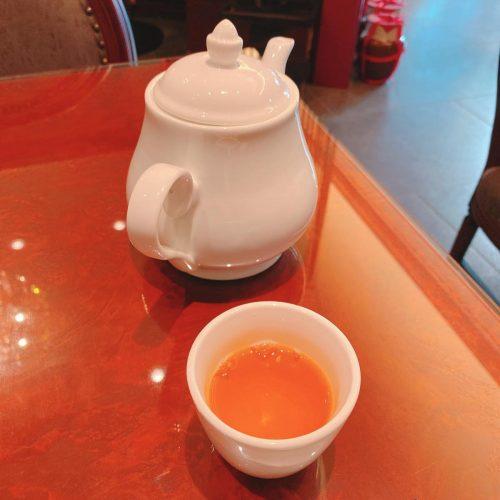 鈴華荘_お茶