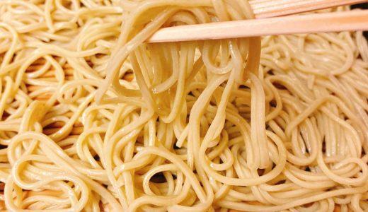 復活後初めての訪問、神田の有名蕎麦の一つ「かんだやぶそば」