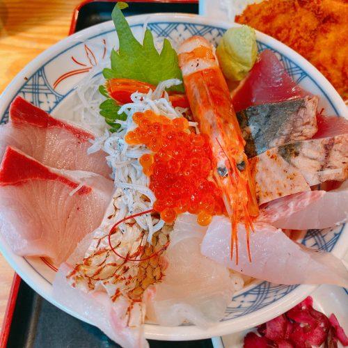 漁師めし食堂_漁師のどんぶり定食